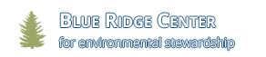 Blue Ridge Center for Environmental Stewardship Logo